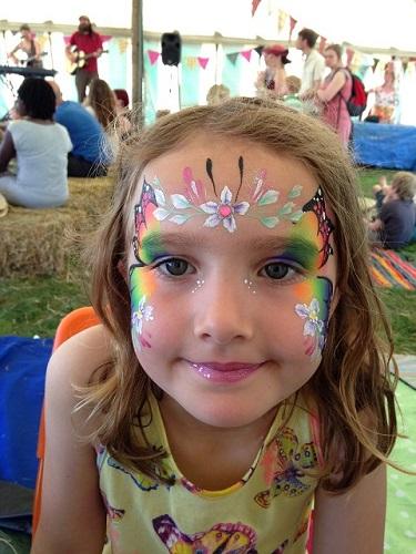 Cheltenham Face Painting