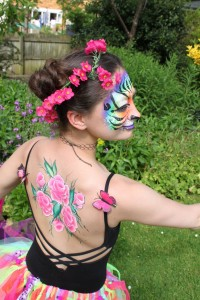 Body and face painting